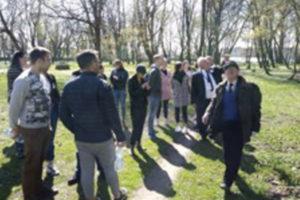 Wizyta studyjna przedstawicieli WNPiD UAM