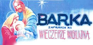 Zaproszenie na wigilię w Barce