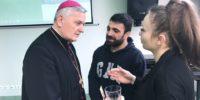 Biskup Grzegorz Balcerek w Barce