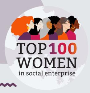 """Barbara Sadowska w """"TOP 100 kobiet w ekonomii społecznej"""""""